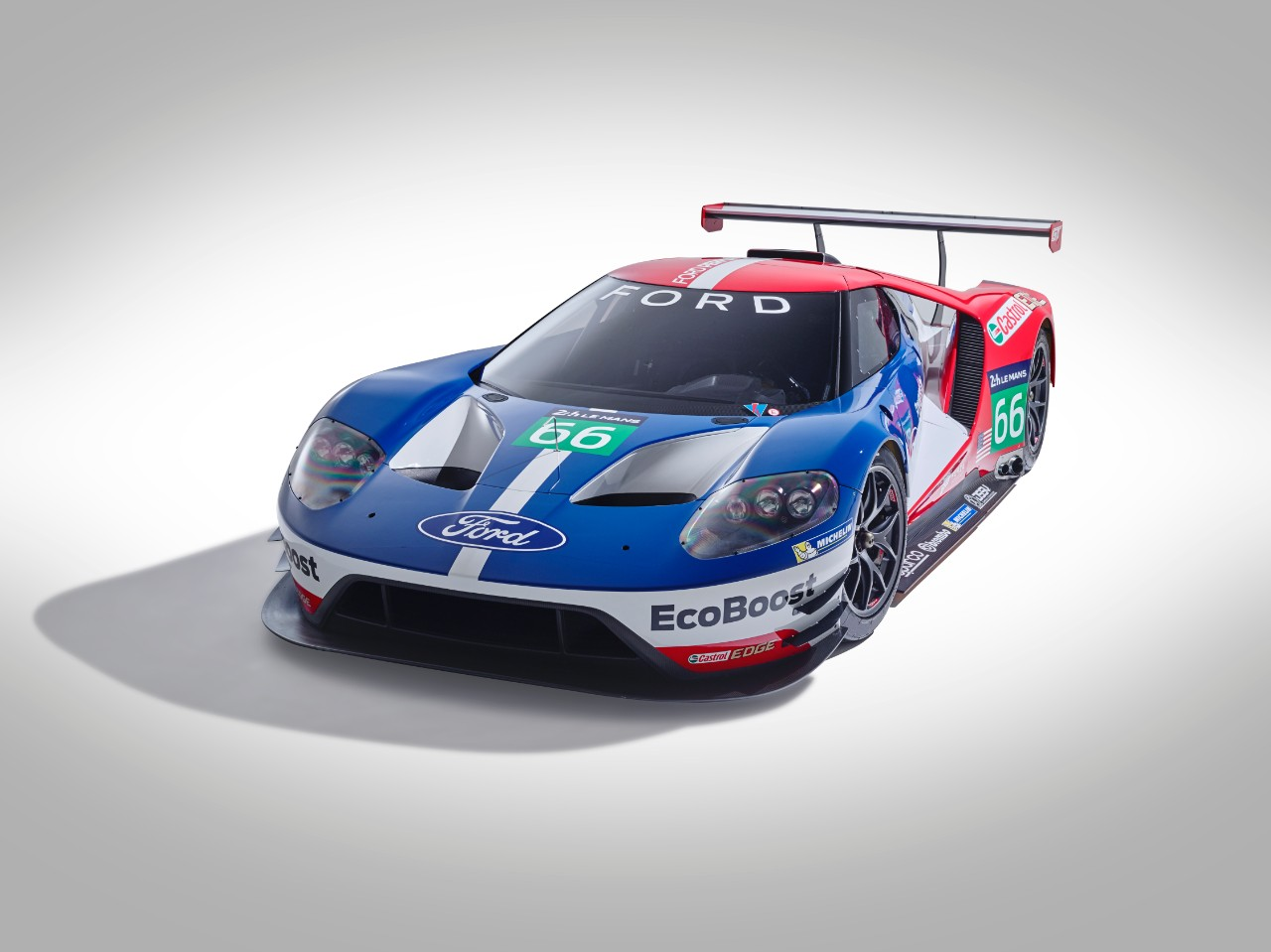 Ford Returning To Le Mans In  With All New Ford Gt
