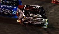 Left Turns… and a Right or two… NASCAR Camping World Truck Series' Drivin for Linemen 200