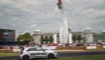 SUNDAY AT THE GOODWOOD FESTIVAL OF SPEED: PICTURE GALLERY