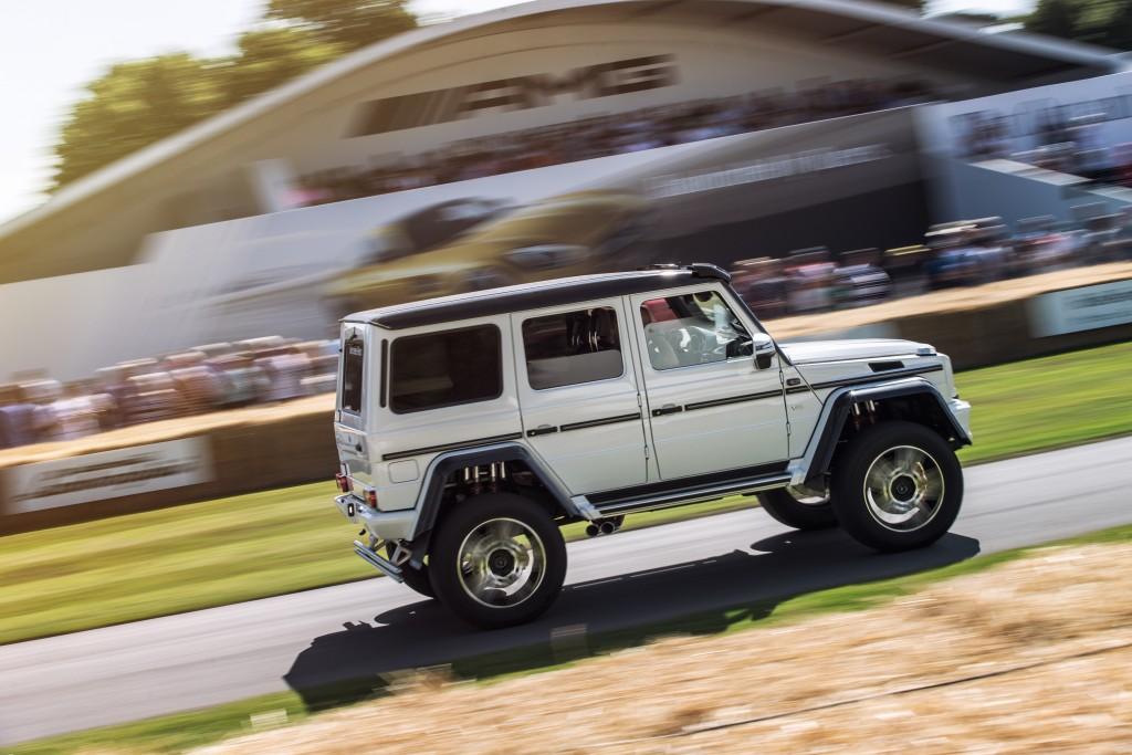 RP - Mercedes Benz Goodwood Festival of Speed-2