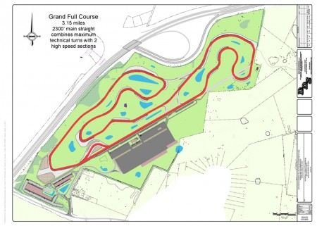 Grand Course layout (Photo: http://www.motorsportspark.org/)