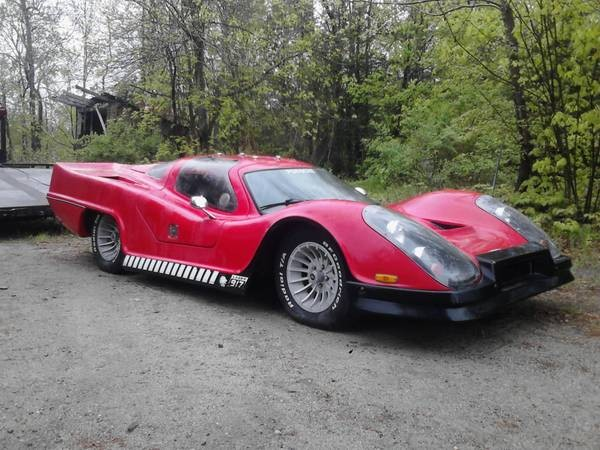 Porsche 917 elite kit car side