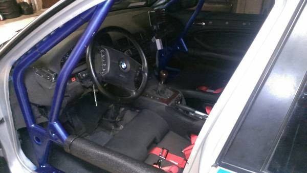 For Sale: 2005 BMW 325xi Rally Car 14
