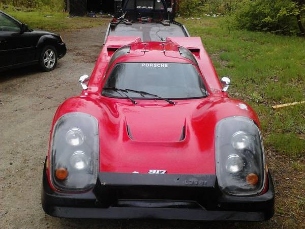 Porsche 917 elite kit car front