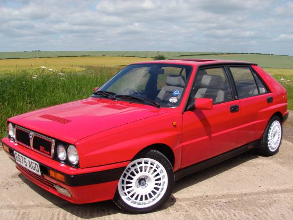 For Sale: Lancia Delta HF Integrale