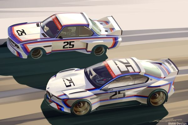 BMW 3.0 CSL Hommage R: Lipstick on a pig?