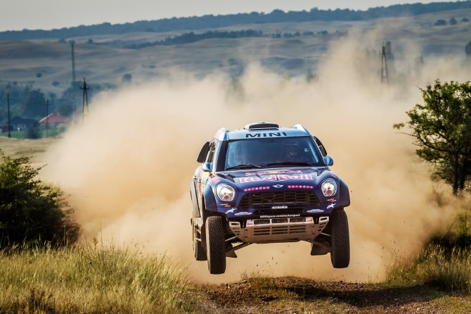 Nasser Al-Attiyah And Mathieu Baumel Win At Hungarian Baja