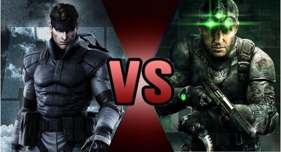 Video Game Battles: Stealth Games