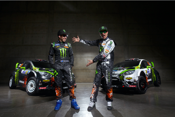 chris atkinson ken block monster
