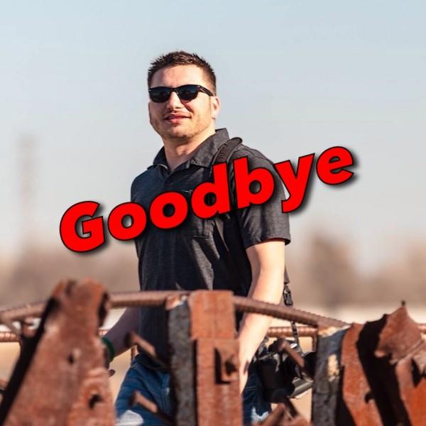josh tons good bye