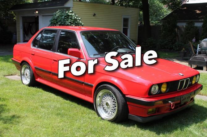 For Sale: S54 Swapped 325ix(E30)