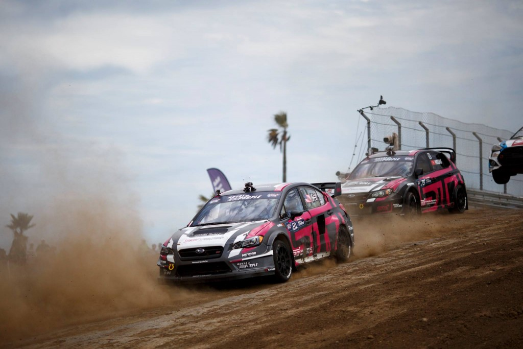 grc los angeles subaru 2015