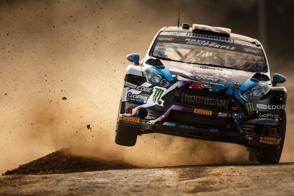 ken block GRC los angeles