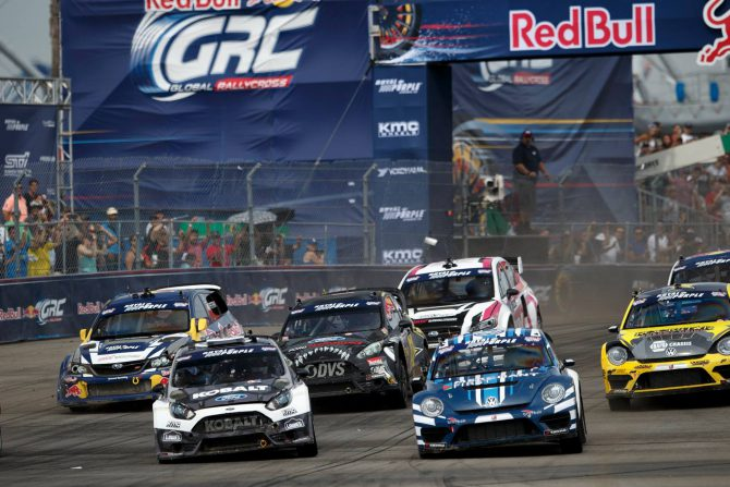 Red Bull GRC Tv Schedule