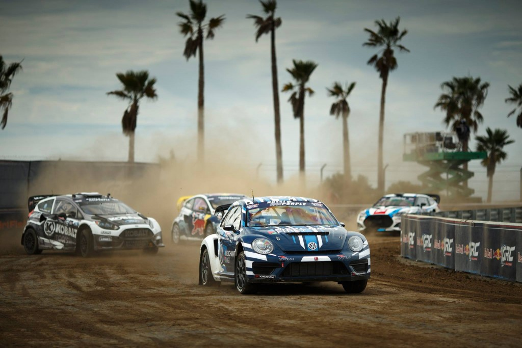 GRC los Angeles Scott Speed