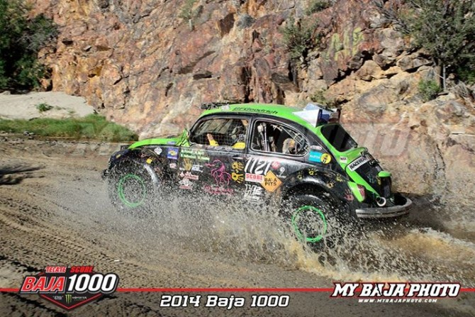 Class 11 Madness – Paul Hartl and the 2014 Baja 1000