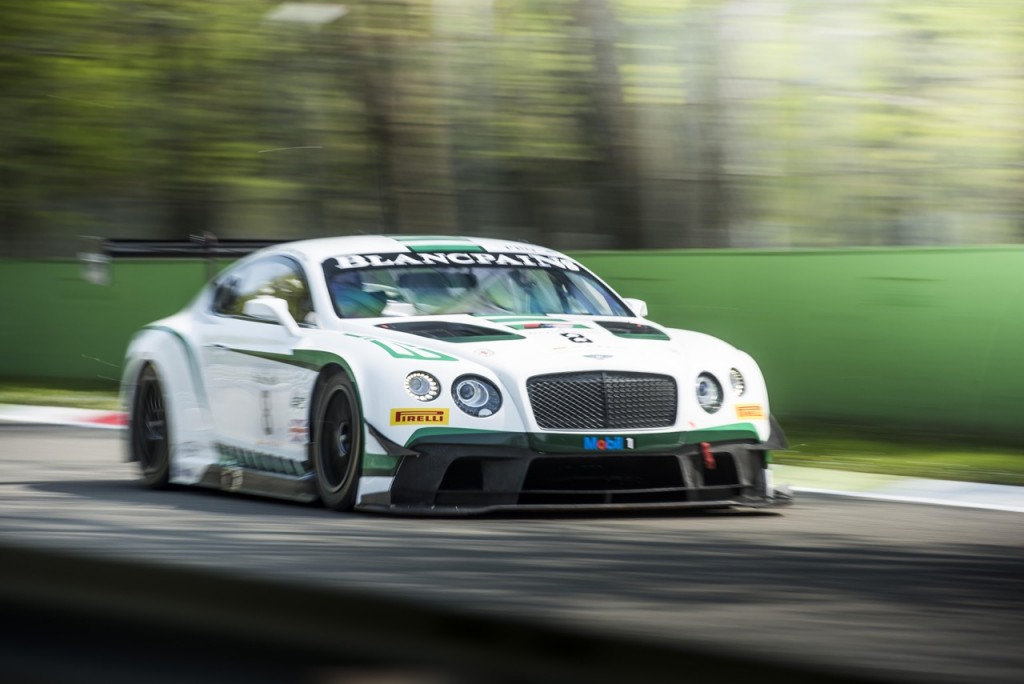 Bentley targets two championship titles (1)