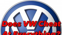 Does VW Cheat At Everything?