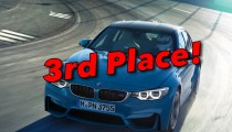 BMW M3 Is Now 3rd In Class