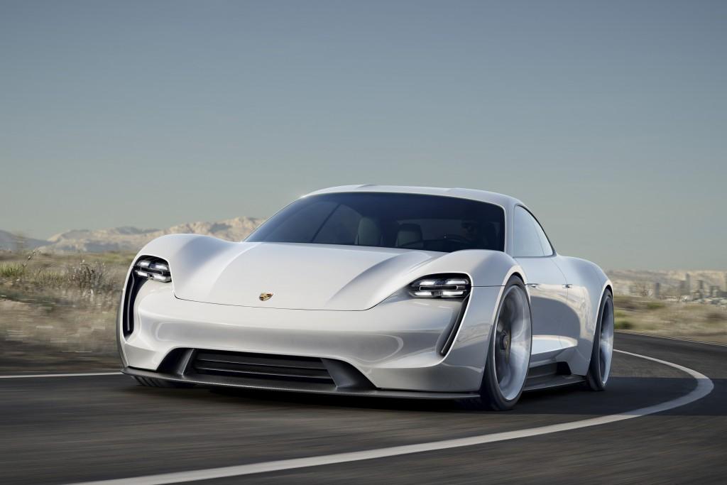 Porsche E Mission 2
