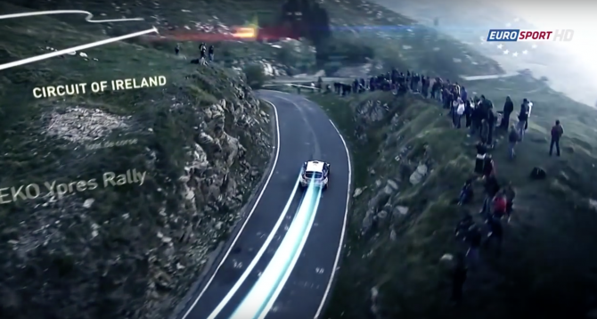 ERC: Circuit of Ireland 2015