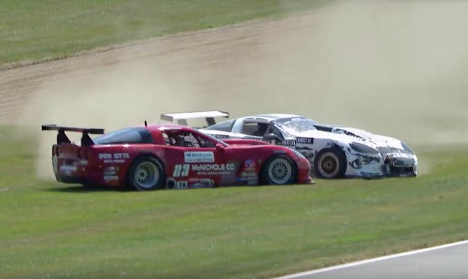 Trans Am: Madness At Mid-Ohio