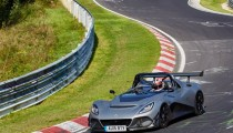 New Lotus 311 Theoretically Laps The Ring In 7:06