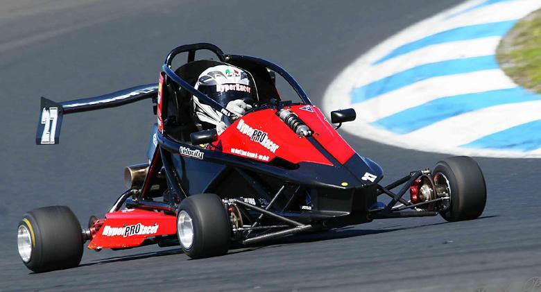 Hyper Racer Pro