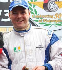 Liam Brennan - Co-driver