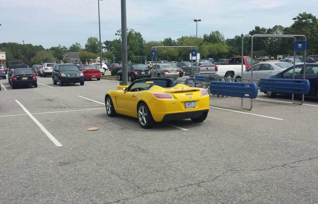 asshat parking