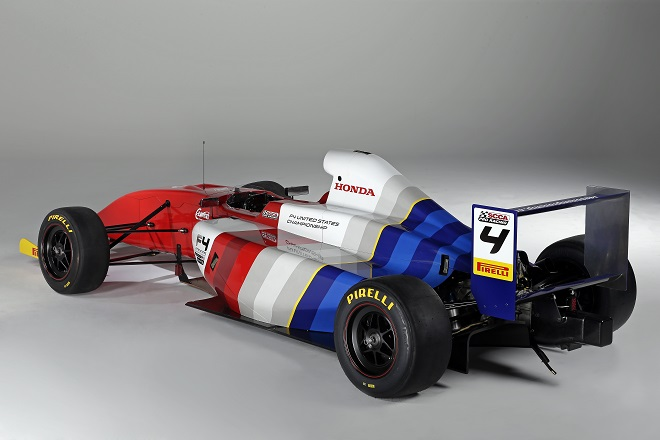 2015 Honda Racing HPD SCCA Formula 4 Series Announcement