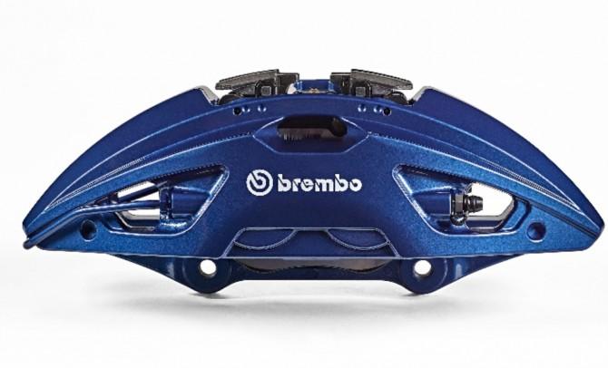 Brembo's New Caliper – 8% Lighter