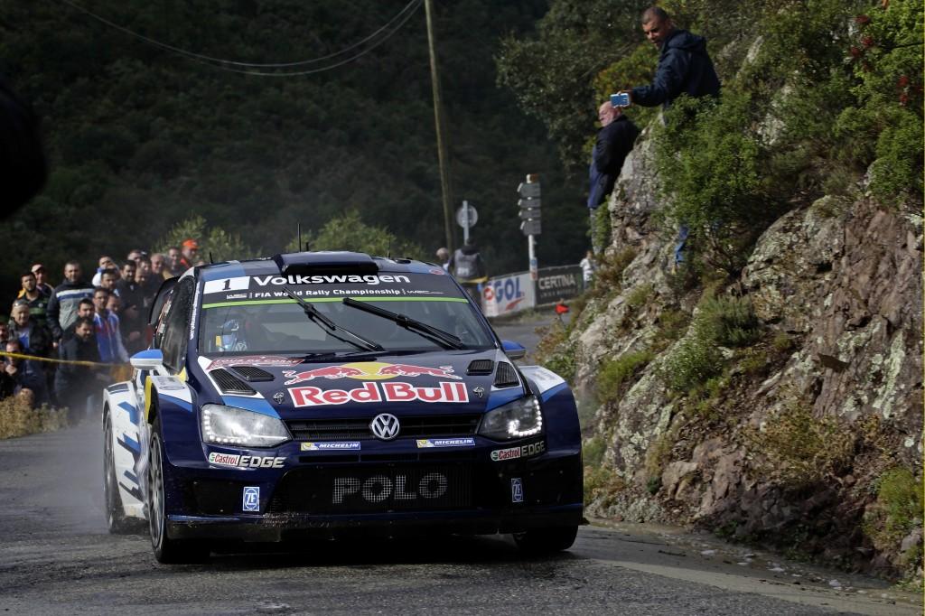 WRC Rally France - Corsica 2015