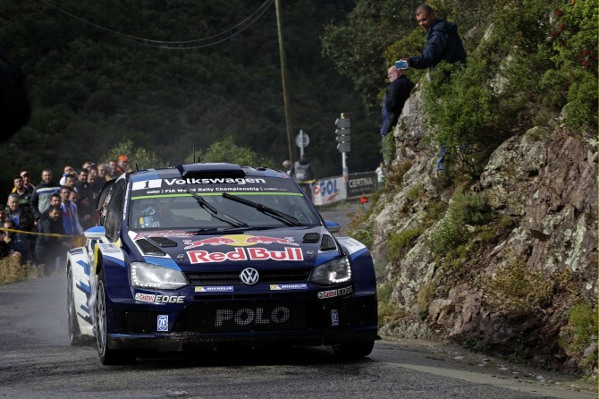 Latvala/Anttila win at Rally France (Corsica)