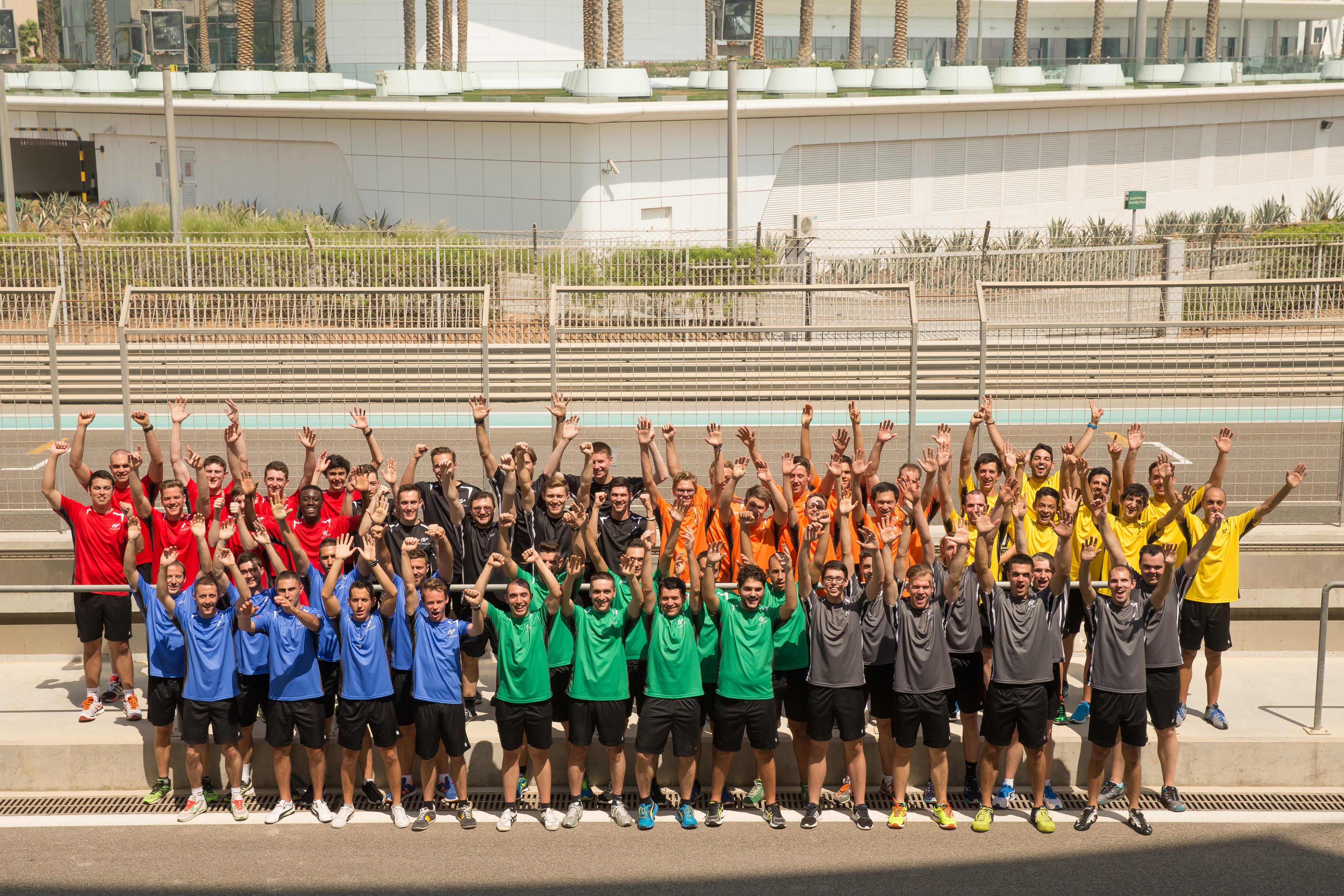 2015 NISMO PlayStation GT Academy European Race Camp