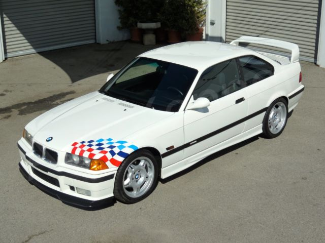 For Sale 1995 M3 Ltw The Most Expensive E36 Ever Build Race Party