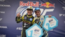 VW Andretti Rallycross Sweeps Both Rounds at GRC Barbados