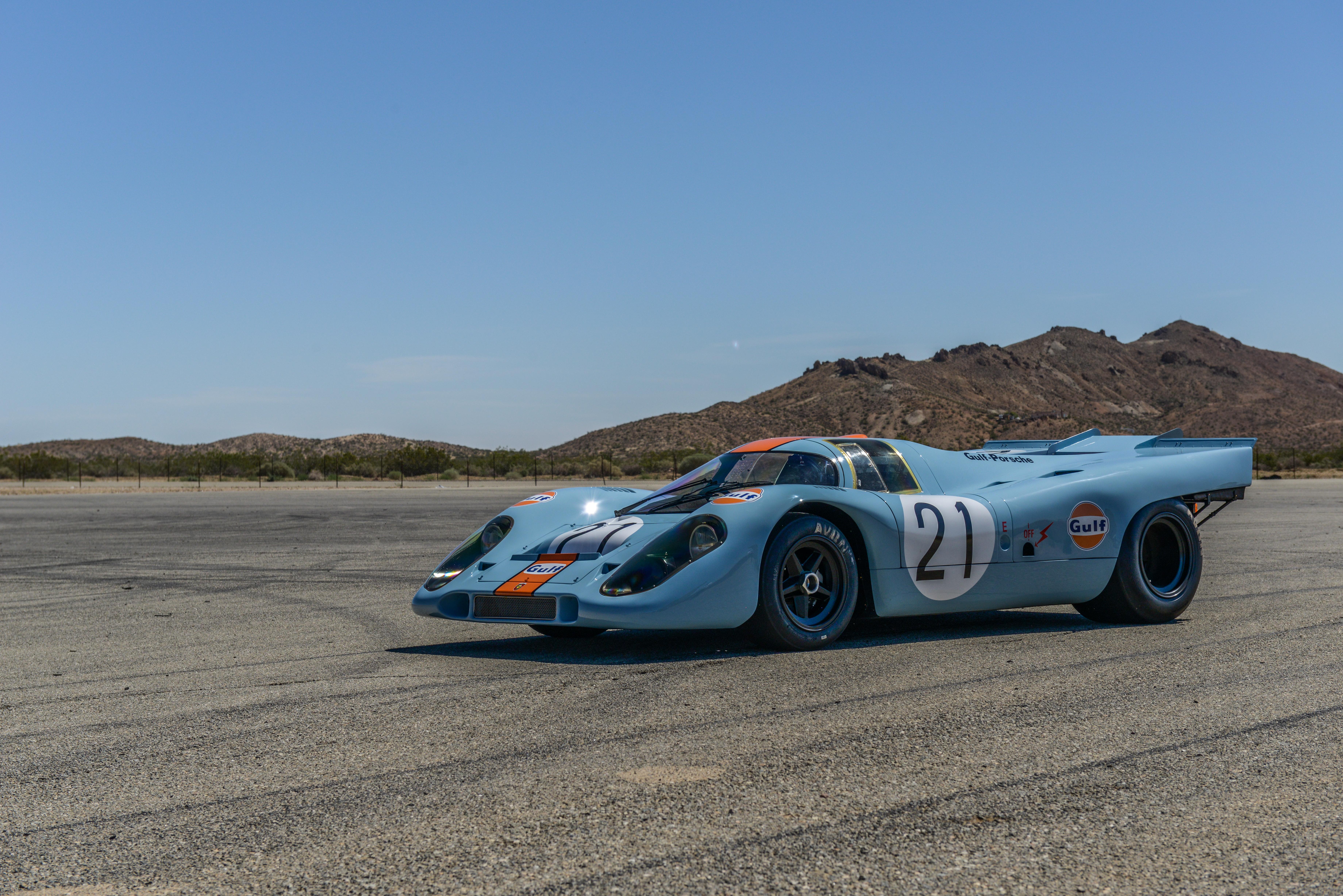 Porsche Offers Vintage Motorsport Service – 917k – Build Race Party