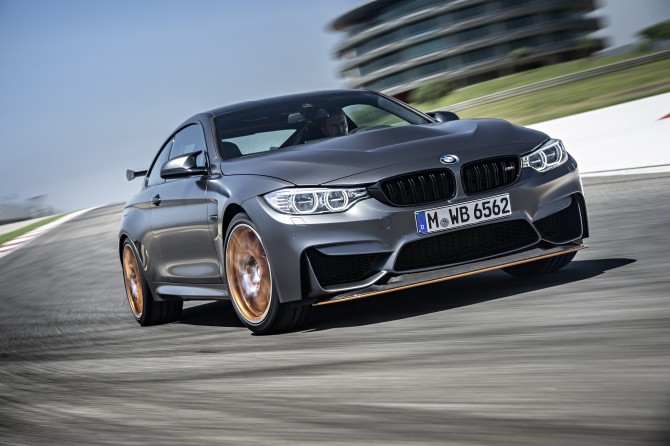 The M4 GTS Is The Fastest BMW Ever!
