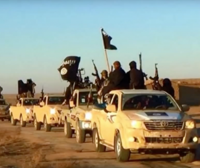 Toyota Trucks Preferred By ISIS