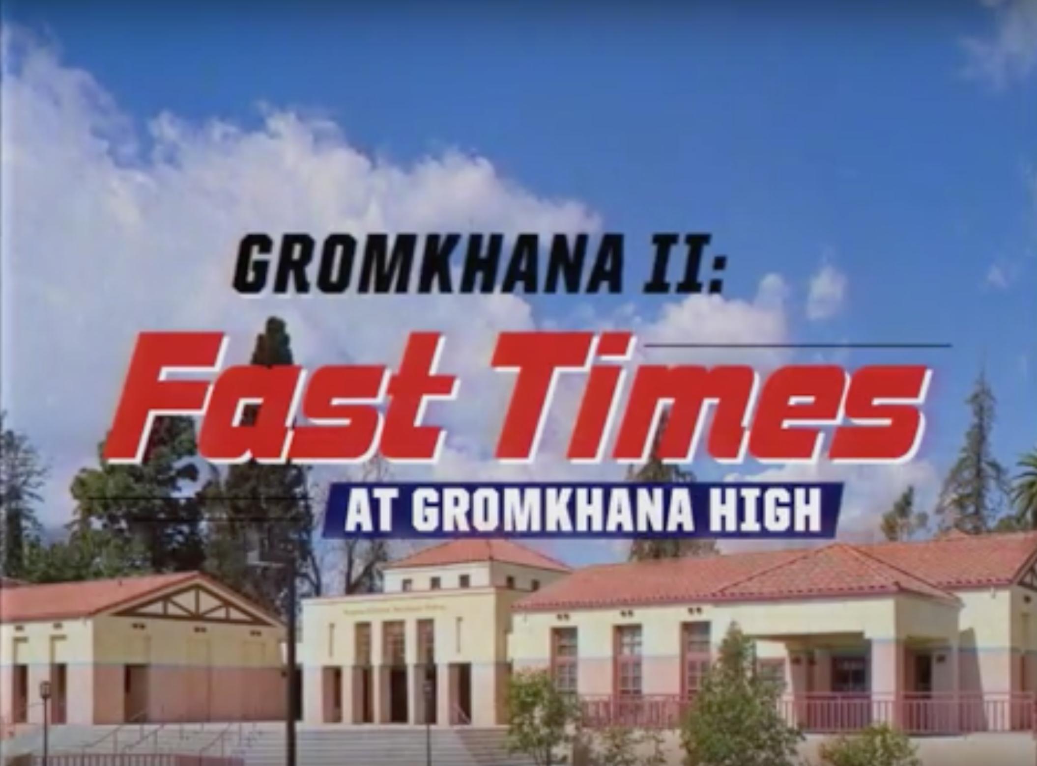 Gromkhana II