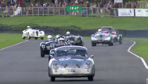 Watch Chris Harris & Sam Smith Race At Goodwood