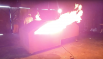 Lifelife 3260 Fire Suppression Testing!