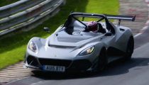 Lotus 3-Eleven Nurburgring Video