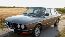 BMW E28 + V8-Power = Ultimate Sleeper?