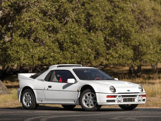 For Sale: Ford RS200