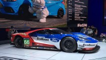 Ford Gt Lemans Car SEMA Pictures!!!