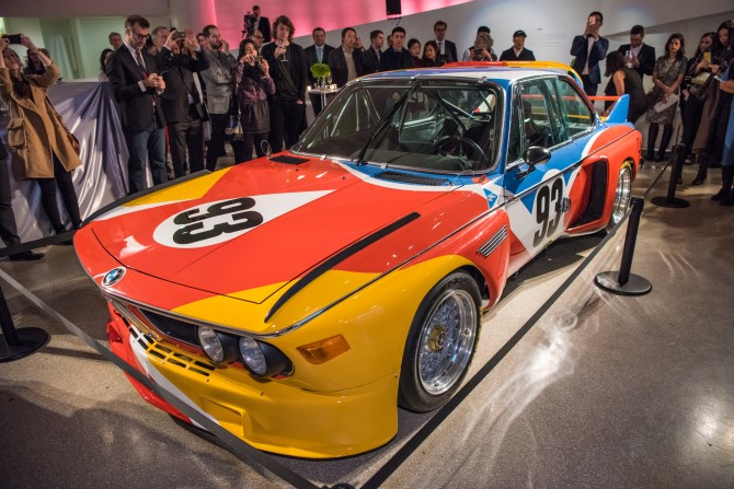 Two New BMW Art Cars Will Be M6 GT3's!