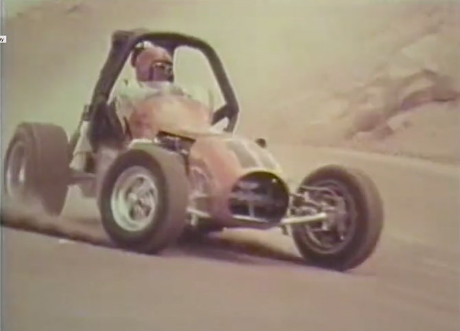 1973 PPIHC: The Challenge of the Mountain