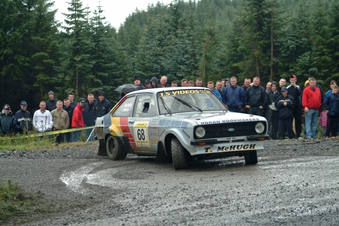 Rally Tips: Start Racing With One Differential